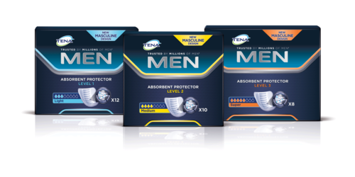 Προϊόντα TENA Men