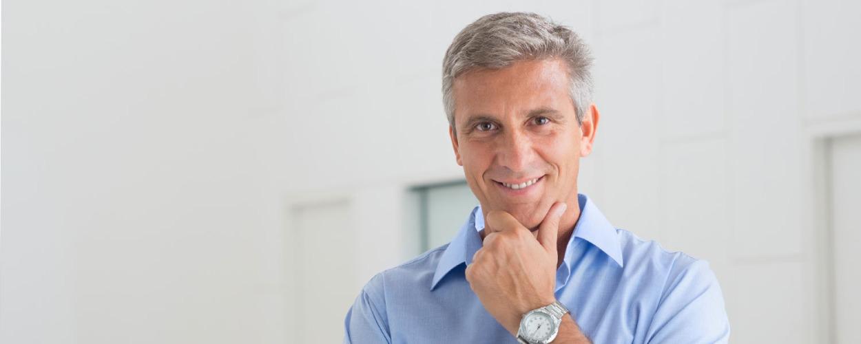 La próstata y las pérdidas de orina en hombres