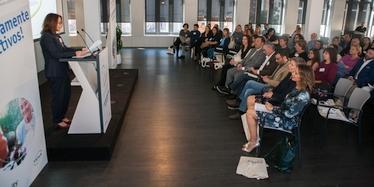 Discursos en el evento Pasión de Asistir 2017