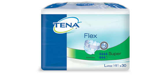 TENA Flex with Superfit Waist Belt