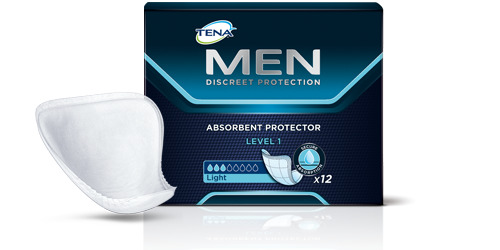 TENA Men sample