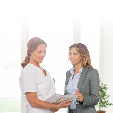 Image of Nurse and TENA Sales Representative - TENA Professionals