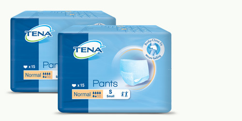 Proefpakket van TENA-producten
