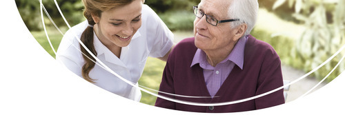 TENA Solutions for continence care Image of Man