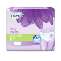 TENA Lady Pants Discreet packshot