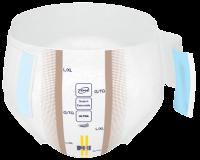 TENA confioair Stretch ultra incontinence brief closed