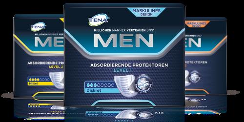 Prodotti TENA Men
