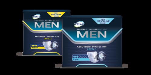 Засоби захисту для чоловіків TENA Men
