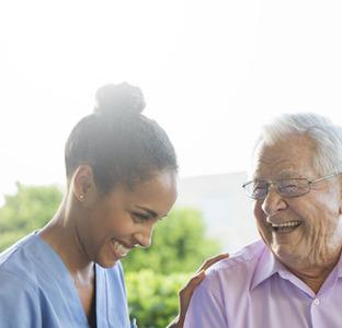 TENA-tjenester for sykehjem
