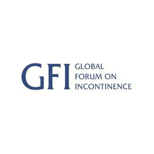 Image du logo GFI- Forum mondial sur l'incontinence- TENA Professionnels