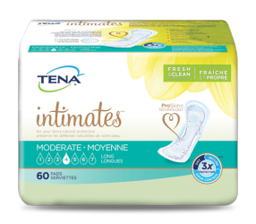 TENA Intimates Moderate Long Pack
