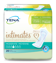 TENA Intimates Moderate Regular Pack