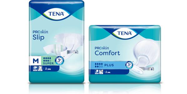 TENA ProSkin Slip ja Comfort