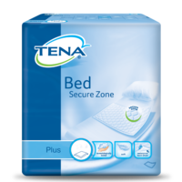 Fotografie de prezentare TENA Bed Plus Wings Secure Zone