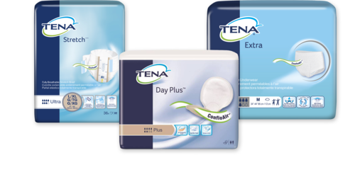 Image of TENA ConfioAir Protective Underwear- Link to view Product Information - TENA Professional