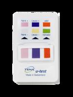 TEBA U-test Test card