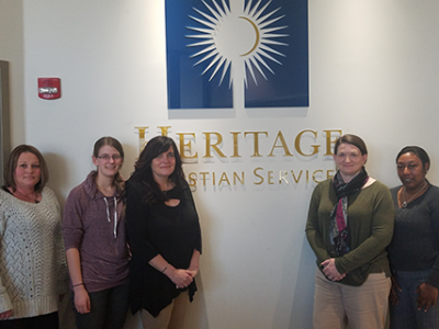 Image of Partnering With You To Make a Difference Educational Grant Winner Heritage Christian Services in Rochester, NY