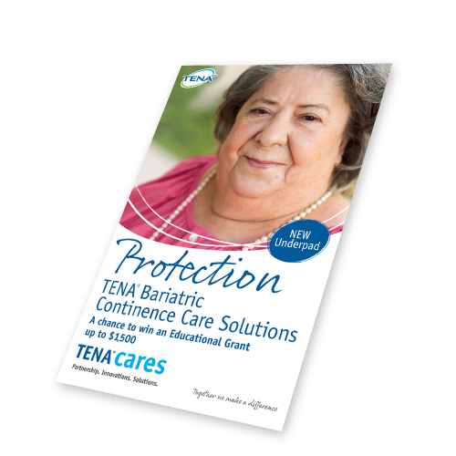Image of Direct Mailer - TENA Professional