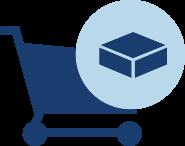 TENA web-indkøbskurv